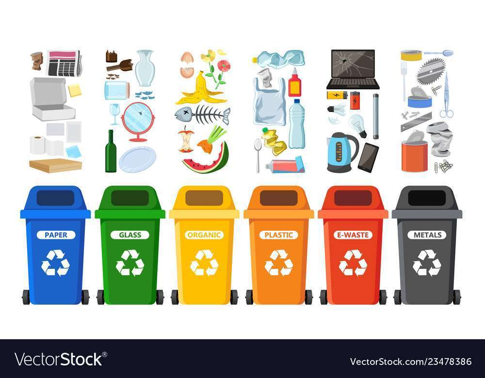bins-for-different-types-of-waste